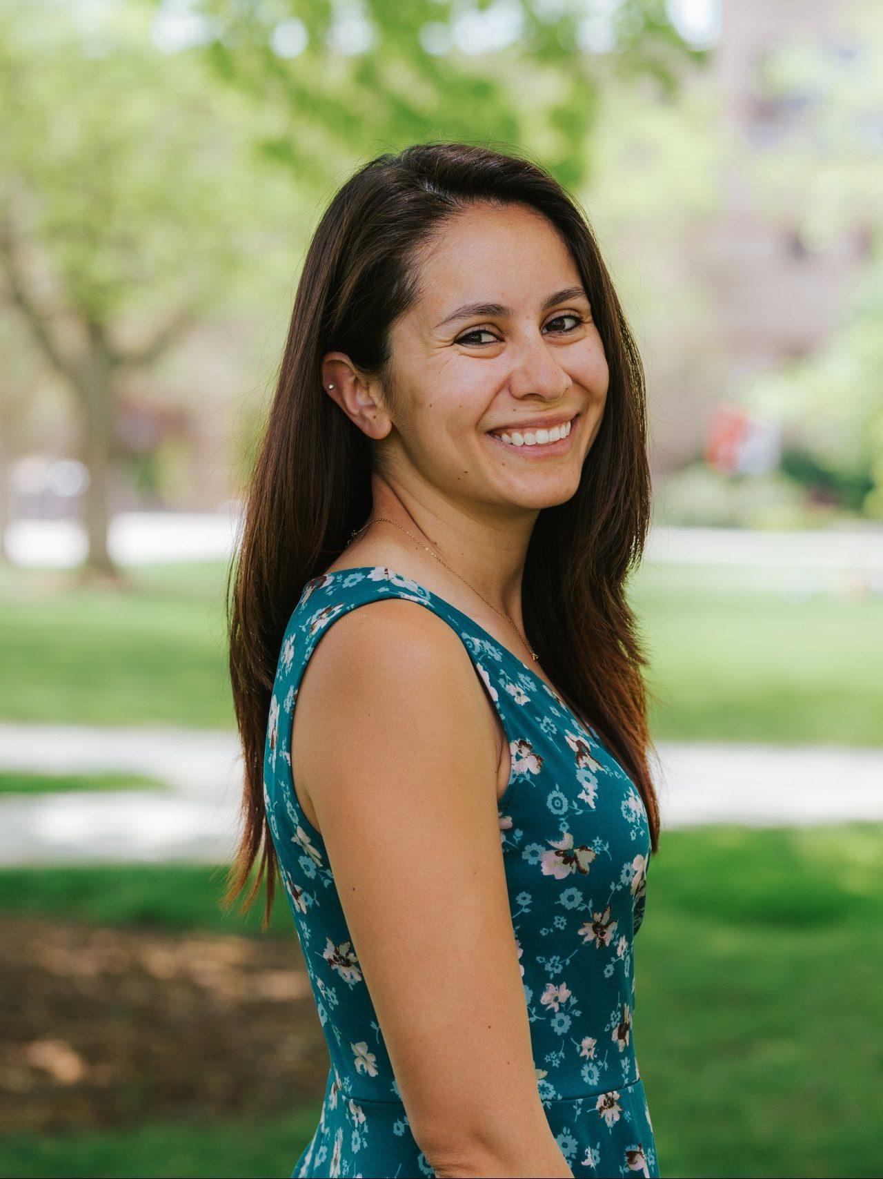 Headshot of Natasha Steinhall