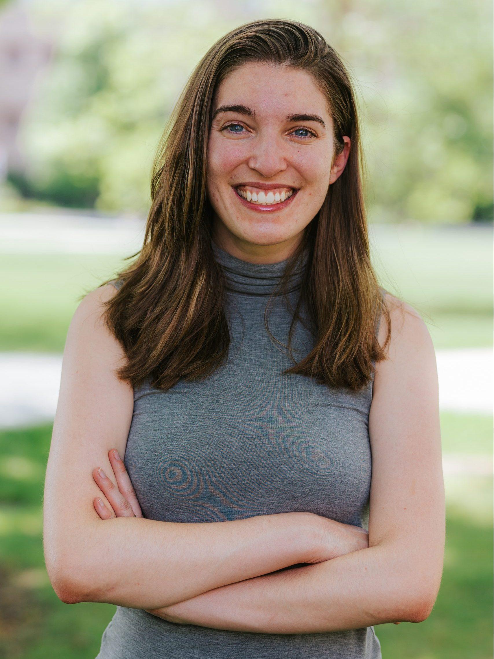 Headshot of Jazlin Gomez Garner