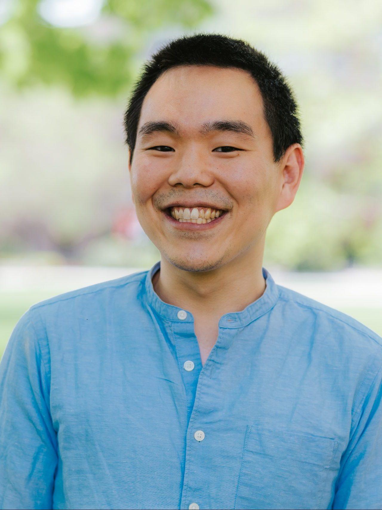 Headshot of Stephen Kim