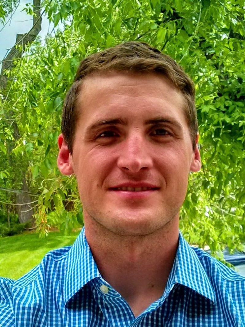 Headshot of Trevor Donadt